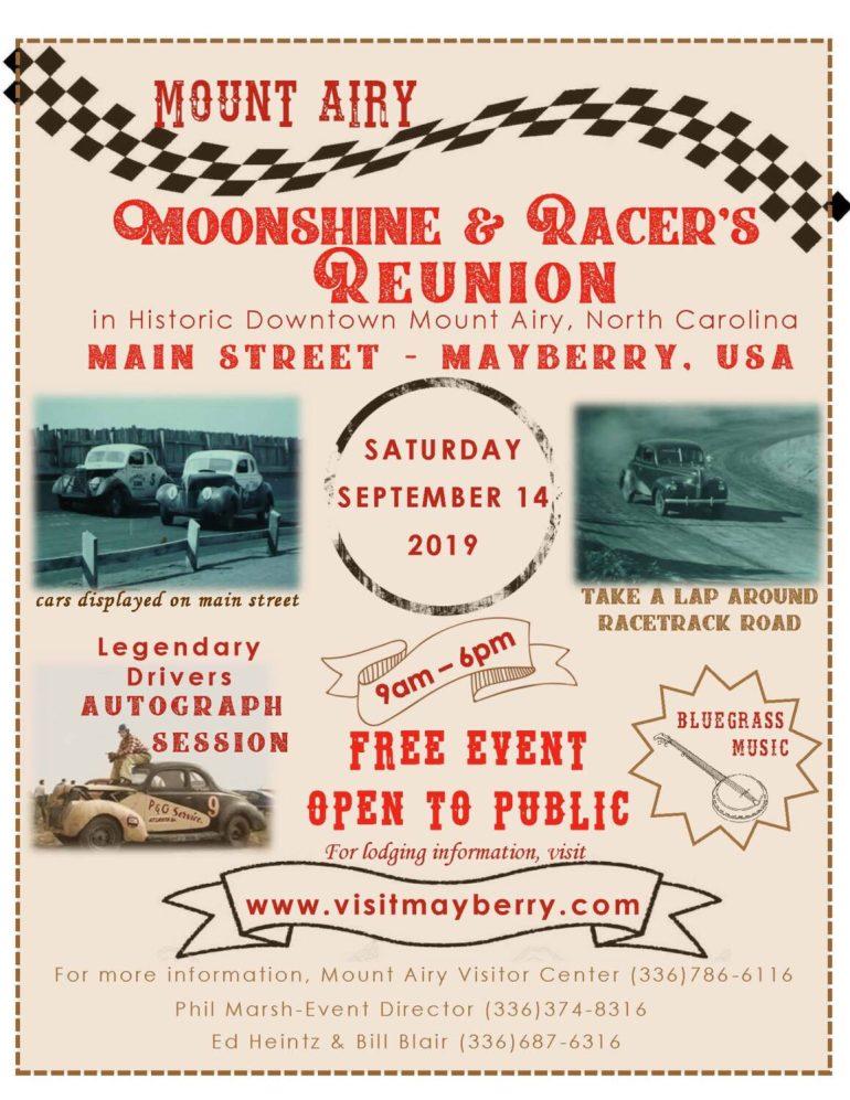 Moonshine & Racers Reunion