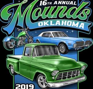 Mounds 16th Annual Car Show @ Mounds, Oklahoma | Oklahoma | United States