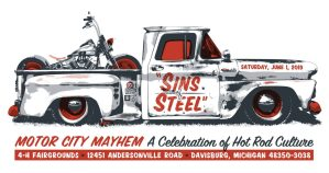 Sins of Steel: Motor City Mayhem @ Oakland County Fairgrounds | Michigan | United States
