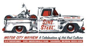 Sins of Steel: Motor City Mayhem @ Oakland County Fairgrounds | Michigan | United States