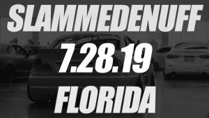 Slammedenuff Florida Car Show @ Ocean Center | Daytona Beach | Florida | United States