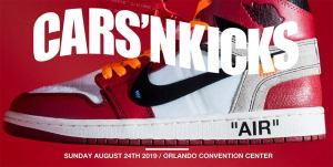 Cars N Kicks - Orlando @ Orange County Convention Center | Orlando | Florida | United States