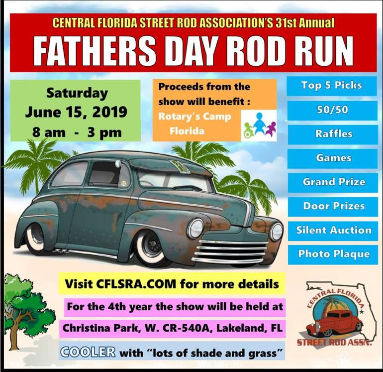 Fathers Day Rod Run