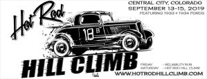 Hot Rod Hill Climb @ Central City Colorado | Central City | Colorado | United States