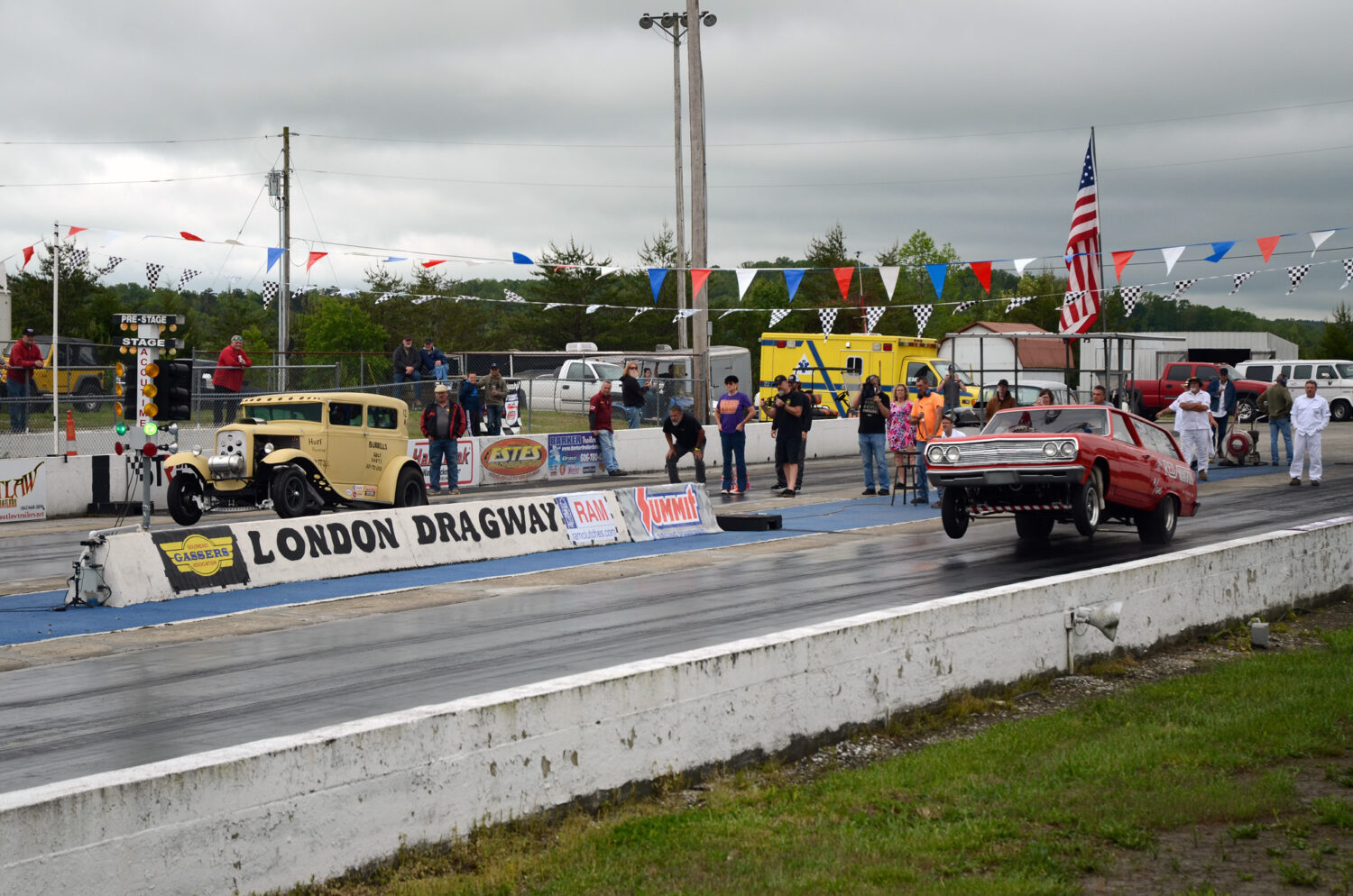 Show Coverage - Southeast Gassers, London KY - Car Shows Now