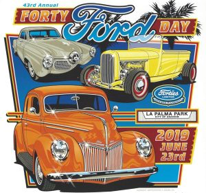 43rd Annual Forty Ford Day @ La Palma Park | Anaheim | California | United States