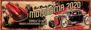 Motorama 2020 @ Toronto International Center | Mississauga | Ontario | Canada