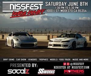Nissfest Kickoff Norcal @ 1000 L St Modesto, CA 95354 | Modesto | California | United States