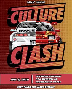 Culture Clash @ Irwindale Speedway | Irwindale | California | United States
