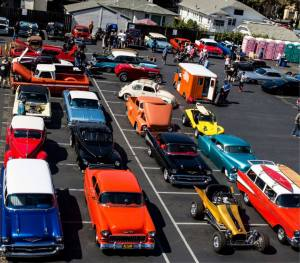 Goombahs' Willow Glen Car Show & Food Drive @ San Jose, California | San Jose | California | United States