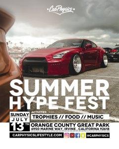 Summer Hype Fest @ Irvine, California | Irvine | California | United States