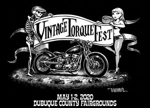 Vintage Torque Fest 2020 @ Dubuque, Iowa | Dubuque | Iowa | United States