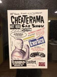 20th Annual Cheaterama Hot Rod & Custom Car Show @ Milwaukee, WI | Milwaukee | Wisconsin | United States