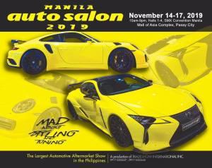 13th Manila Auto Salon @ Pasay City, Philippines | Pasay | Philippines
