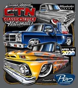 Classic Truck Nationals @ Getzendaner Park | Waxahachie | Texas | United States