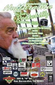 Huffarama - Rockabilly Car and Bike Show @ San Bernardino, California | San Bernardino | California | United States