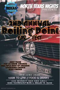 Boiling Point Car Fest 2020 @ Gas Monkey Bar & Grill | Dallas | Texas | United States