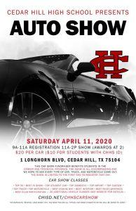 2nd Annual Cedar Hill Auto Show @ Cedar Hill Auto Show | Cedar Hill | Texas | United States