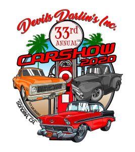 Devils Darlin's 33rd Annual Car Show @ Sonoma | California | United States