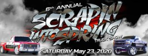 Scrapin' Into Spring - 2020 Truck Show @ Texas Motorplex | Ennis | Texas | United States