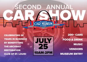 2nd Annual St. Louis Car Museum Car Show @ St Louis Car Museum & Sales | Overland | Missouri | United States
