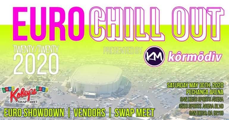 Euro Chill Out @ Pechanga Arena San Diego | San Diego | California | United States