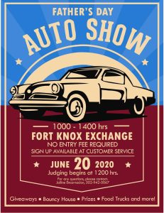 Father's Day Auto Show @ Fort Knox Exchange | Fort Knox | Kentucky | United States