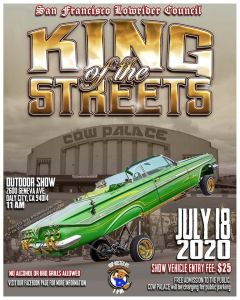 King of the Streets @ The Cow Palace | Daly City | California | United States