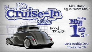 3rd Lokar Cruise-In 2020 @ Lokar | Knoxville | Tennessee | United States
