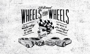 5th Annual Wheels for Wheels Car Show @ New Milford | Connecticut | United States