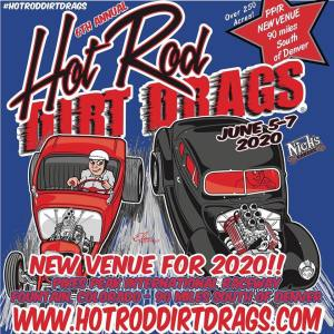 2020 Hot Rod Dirt Drags @ Pikes Peak International Raceway | Fountain | Colorado | United States