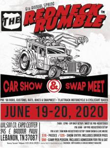 6th Annual Spring Redneck Rumble @ Wilson County Expo Center | Lebanon | Tennessee | United States
