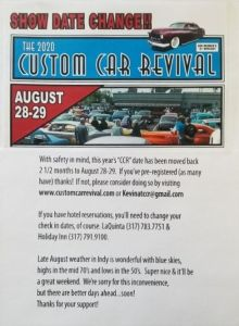 Custom Car Revival @ Edward's Drive In | Indianapolis | Indiana | United States