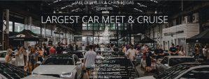 Largest Car Meet & Cruise @ DFO Essendon   Essendon Fields   Victoria   Australia