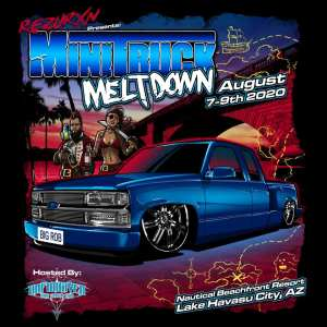 Minitruck Meltdown @ The Nautical Beachfront Resort | Lake Havasu City | Arizona | United States
