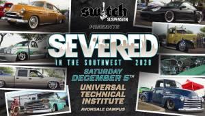 Severed in the Southwest #22 @ Universal Technical Institute | Avondale | Arizona | United States