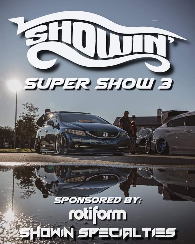 Super Show 3 2020 Car Shows Now