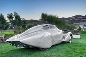 Towbin Motorcars present The Las Vegas Concours d' Elegance @ Las Vagas Ballpark | Las Vegas | Nevada | United States