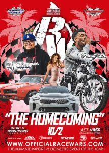 "Racewars CA ""The Homecoming"" @ Irwindale Drag Strip   Irwindale   California   United States"