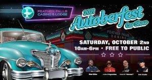 Autoberfest @ Feather Falls Casino & Lodge   Oroville   California   United States