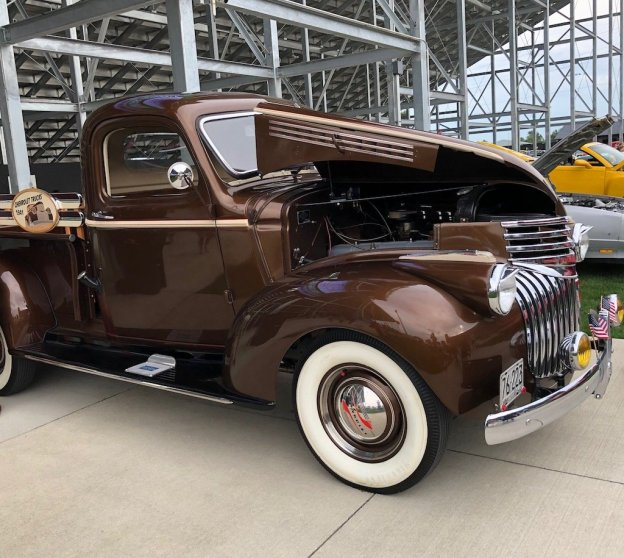 Labor Day Weekend: Two Car Shows And A Football Game