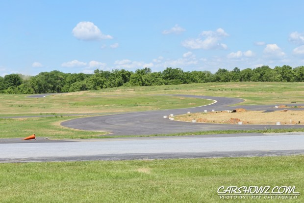 Summit Point Raceway Jefferson Circuit Track Addition