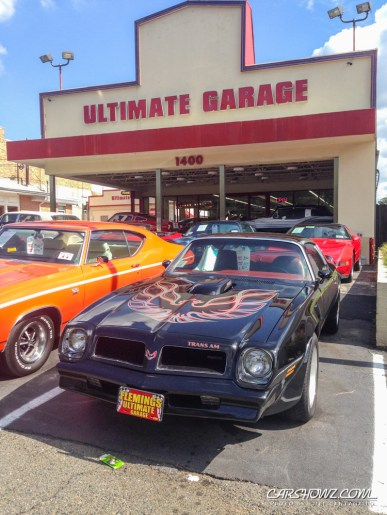 Trans Am Flemmings Ultimate Garage