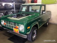 Old School Ford Bronco
