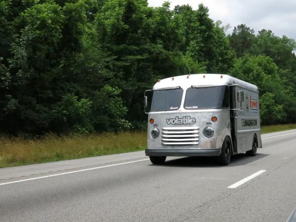 Lost in Transmission Rutledge Wood 1949 Chevrolet Step Van (Kurbmaster)