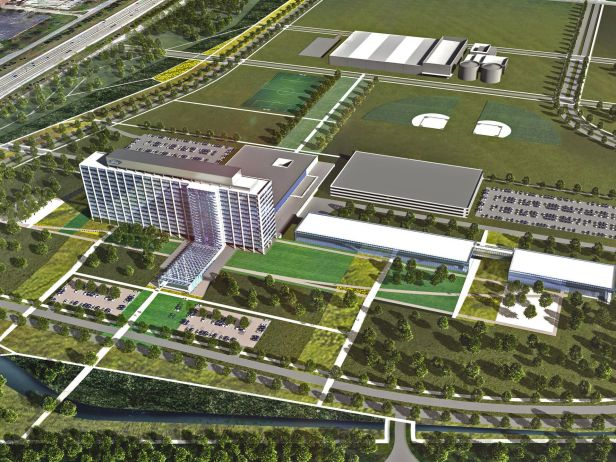 Ford Dearborn Campus 1