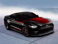 SEMA 2016 - 2017 Ford Mustang Fastback Sport Touring by MRT
