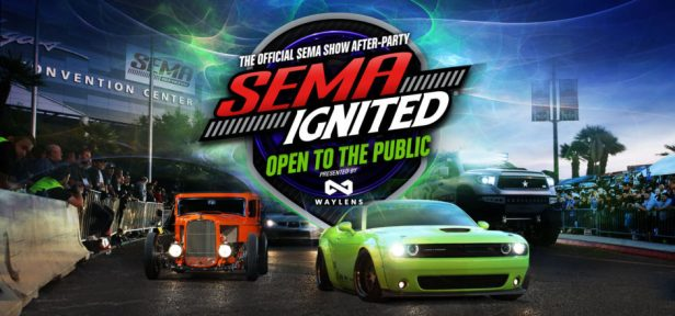 SEMA Ignited 2016 Coupon Code