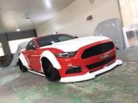 SEMA 2017 Sneak Peek SEMA LB Mustang.06