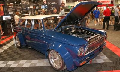 1963 AMC Rambler American 440 Wagon Feature